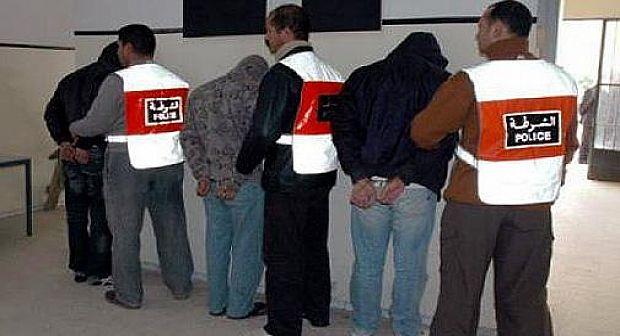 اكادير: إعتقال طالبان جامعيان ضمن عصابة اجرامية تستهدف الطلبة
