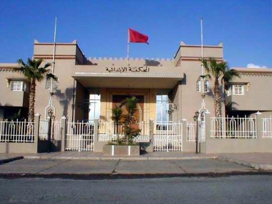 المحكمة الابتدائية بتيزنيت توزع 18 سنة و 10 اشهر على عصابة السطو على العقارات