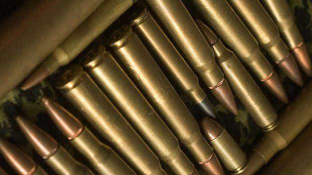 ضبط أزيد من 160 رصاصىة حية بمنزل مواطن ألماني بتيزنيت
