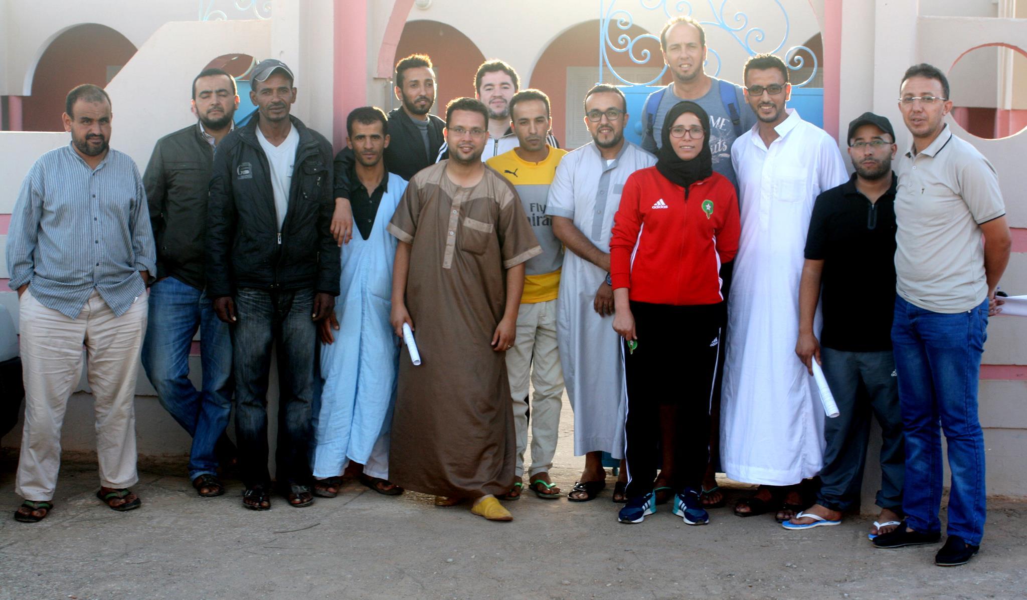 أحمد بوكساس رئيسا لجمعية اعريمن الساحل لكرة القدم