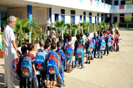 موعد إعادة تسجيل تلاميذ الابتدائي والإعدادي والثانوي