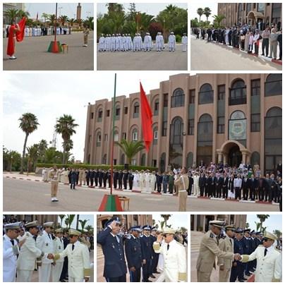 برنامج أنشطة عامل الإقليم بمناسبة الذكرى 18 لعيد العرش