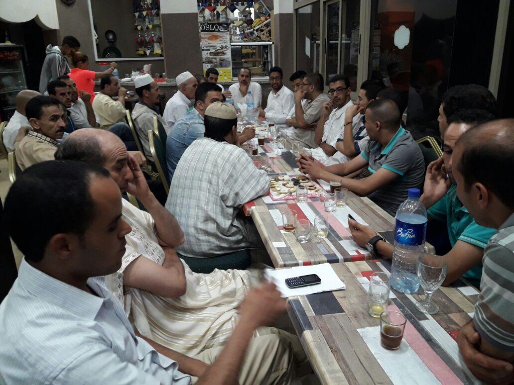 انتخاب مبارك انجار رئيسا جديدا لجمعية تجار مدينة تيزنيت