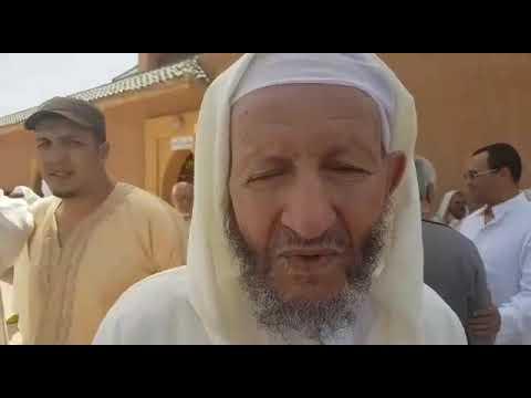 فقيه مدرسة ازاريف العلمية العتيقة ينعي العلامة سيدي صالح الالغي