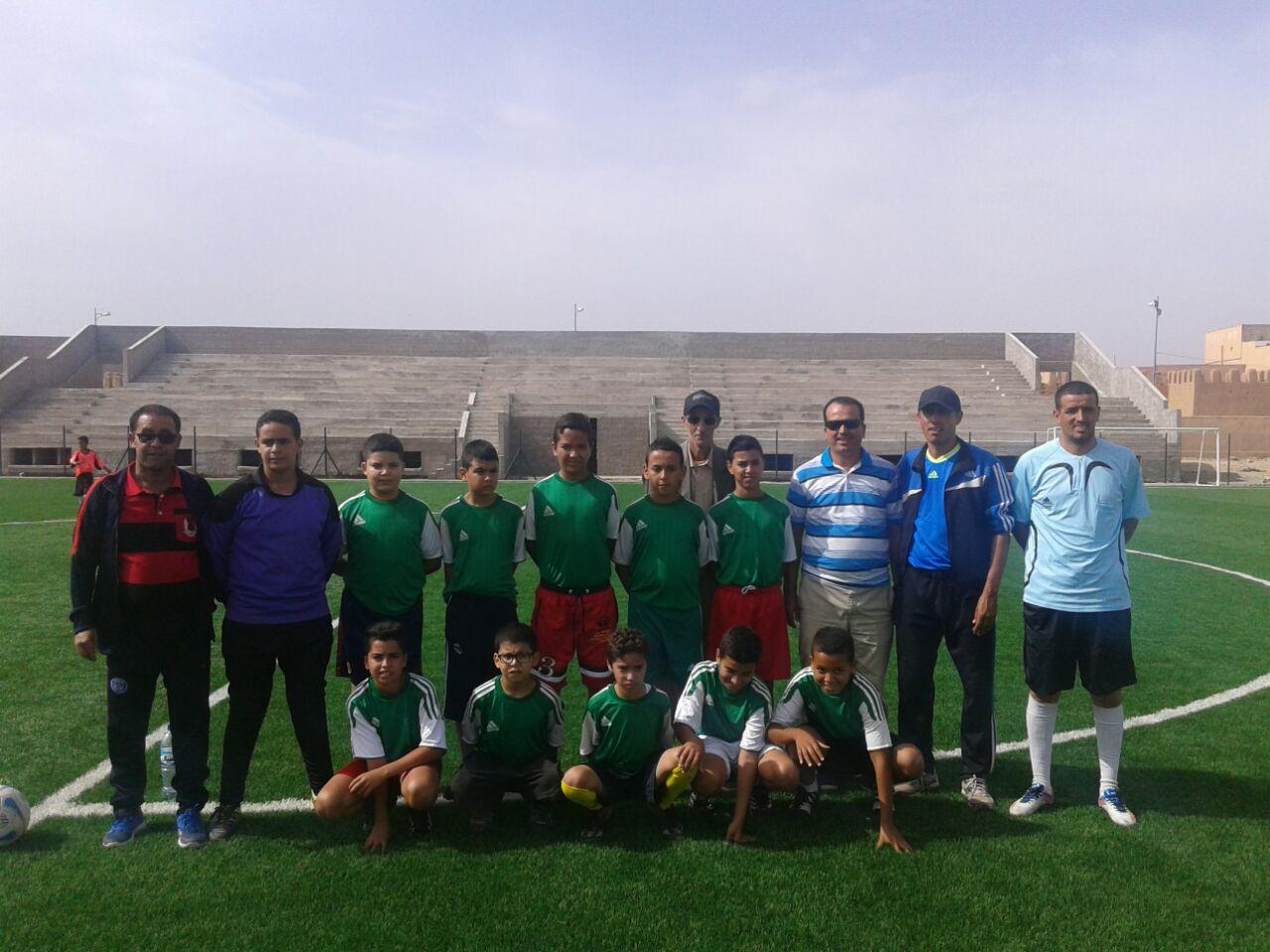 جماعة سيدي بوعبداللي تنظم نشاط رياضي إحتفالا بعيد العرش المجيد