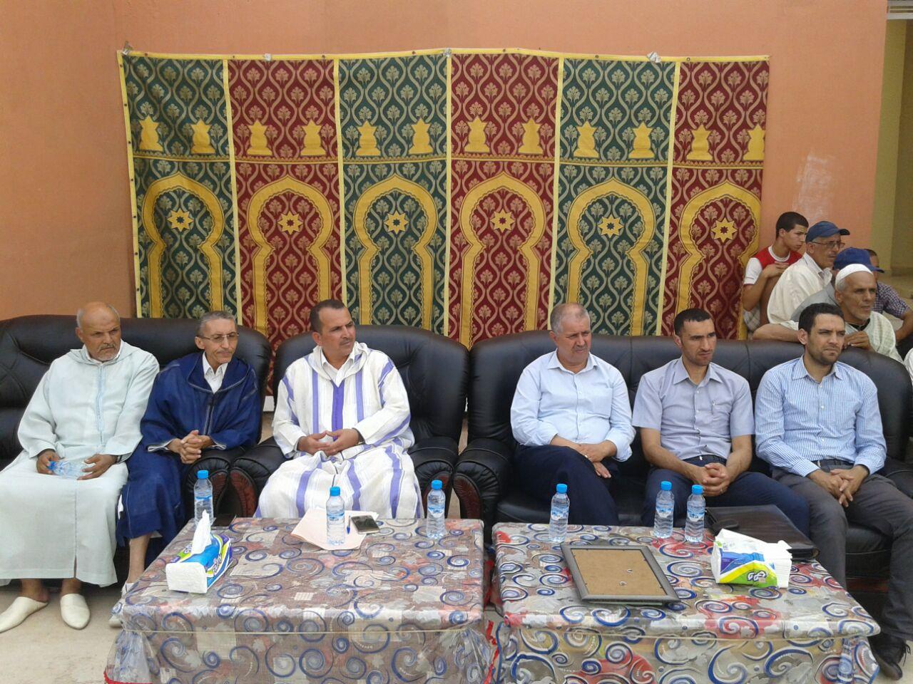 جماعة سيدي بوعبداللي تحتفي باليوم الوطني للمهاجر / مرفق بصور
