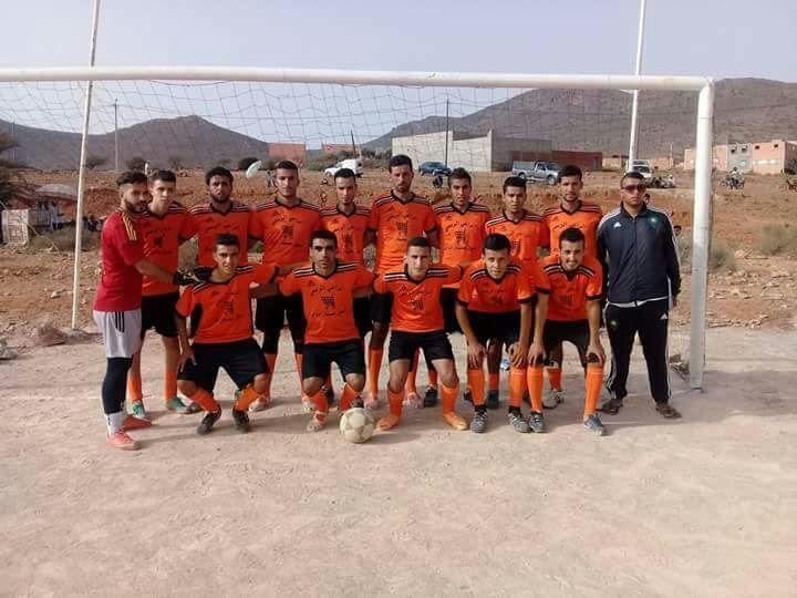 فريق نجوم إشافوضن يتوج بلقب دوري أربعاء الساحل لكرة القدم