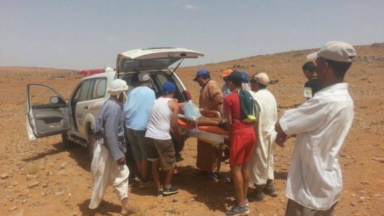مواجهات عنيفة بين ساكنة بجماعة تاسريرت بدائرة تافراوت ومجموعة من الرحل