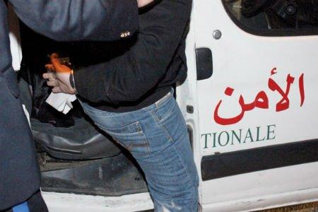 انزكان : اعتقال تجار مخدرات بواد سوس