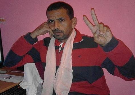 """الحكم على """" حمزة الحزين """" بـ10 أشهر حبسا نافذا اتهم الدرك بـ""""التزوير"""""""