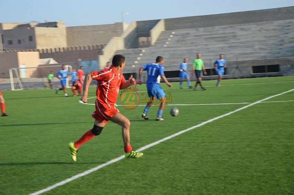 جمعية تيزنيت للصداقة و الرياضة تنتصر على فريق المهاجرين المغاربة