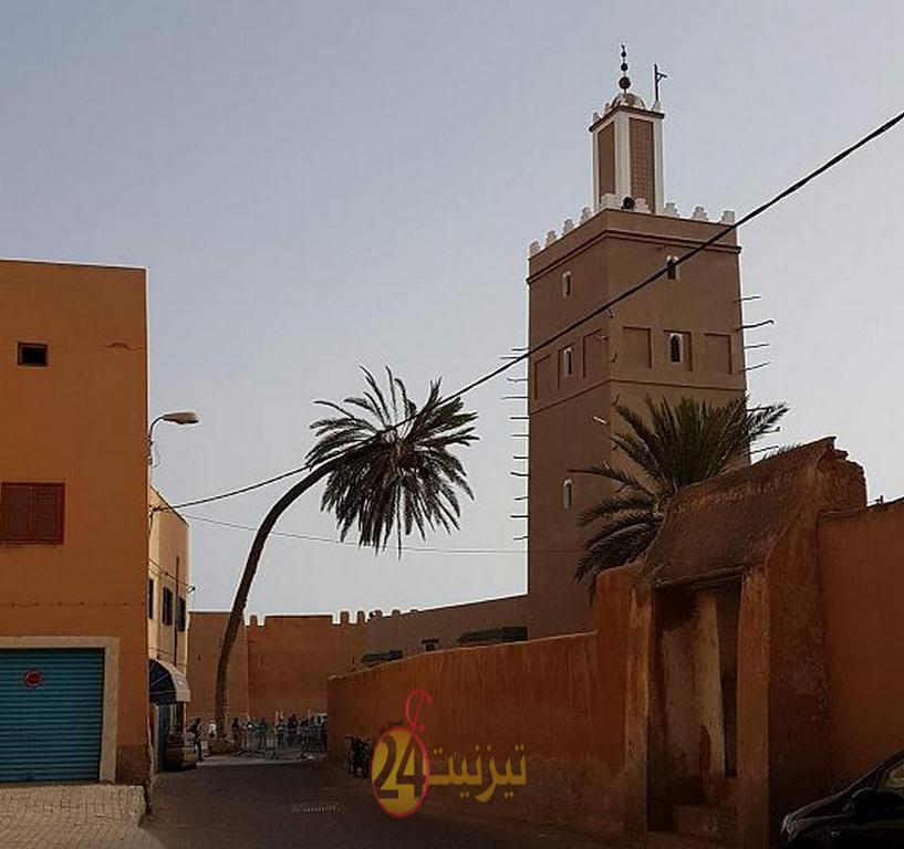 نخلة الجامع الكبير 12 غشت2017