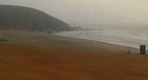إنقاذ شخصين من الغرق بشاطئ فتايسا بميراللفت ونقل أحدهما إلى مستشفى سيدي إفني