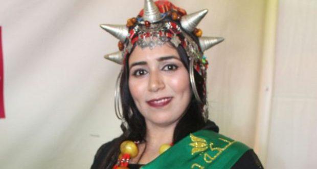 حنان بوفريو .. من تدريس الانجليزية إلى عرش ملكة جمال الصبار بسيدي إفني