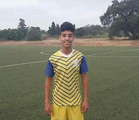 الإدارة الوطنية لجامعة كرة القدم المغربية تستدعي سليل تيزنيت البرعم أيوب ادناصر
