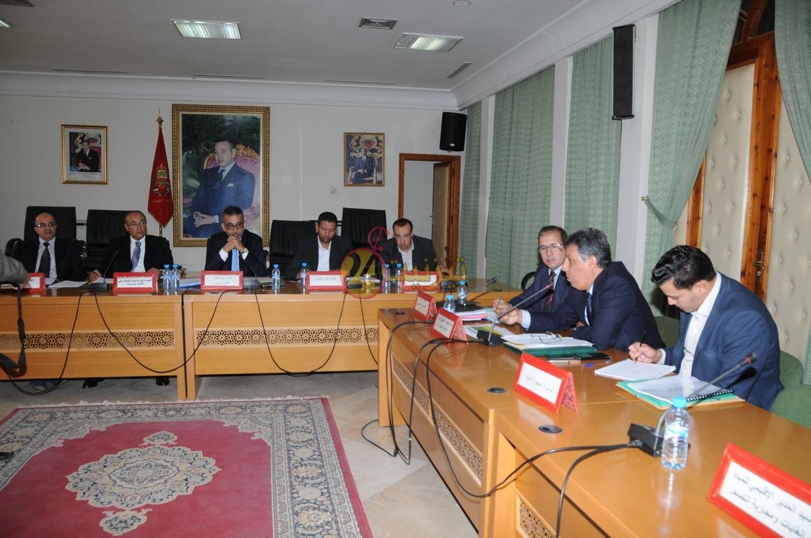 المجلس الاقليمي يدعو لتنظيم يوم دراسي حول المؤهلات المعدنية بالاقليم وبحث سبل الاستثمار الجاد