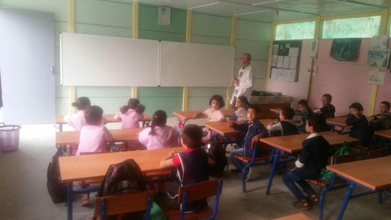 تجديد العتاد المدرسي بالمديرية الإقليمية بتيزنيت