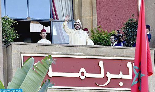 الملك محمد السادس:إننا لا نقوم بالنقد من أجل النقد..وإنما نريد معالجة الأوضاع
