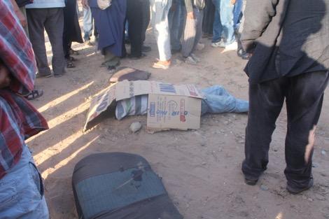 قتيل و4 معطوبين في حادثة سير ضواحي اشتوكة