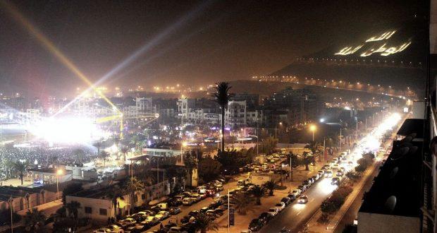 سلطات: 220 ألف متفرج حضروا حفل التسامح بأكادير
