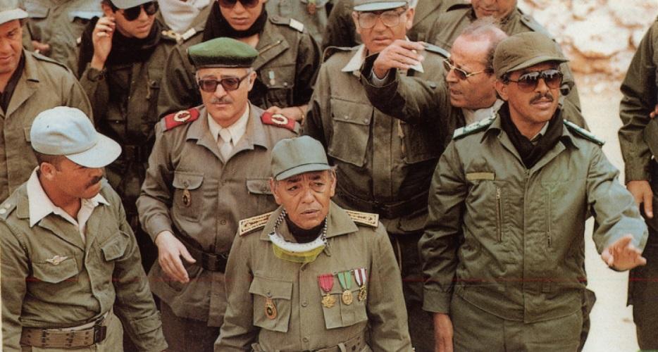 يوم 16 أكتوبر 1975 : ذكرى الإعلان عن تنظيم المسيرة الخضراء المظفرة