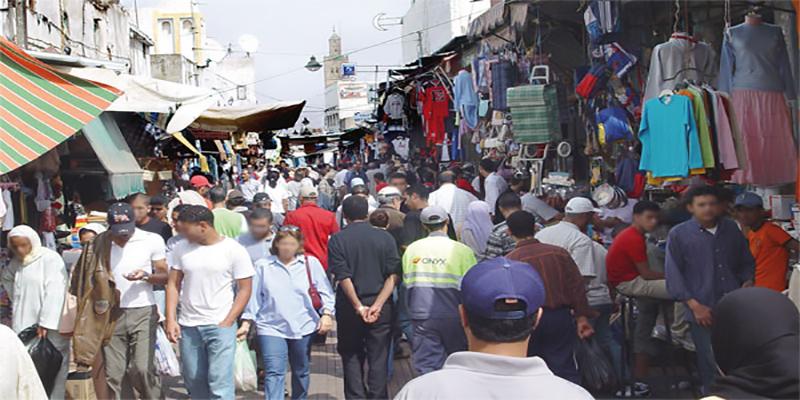 عدد سكان المغرب وصل 35 مليون نسمة
