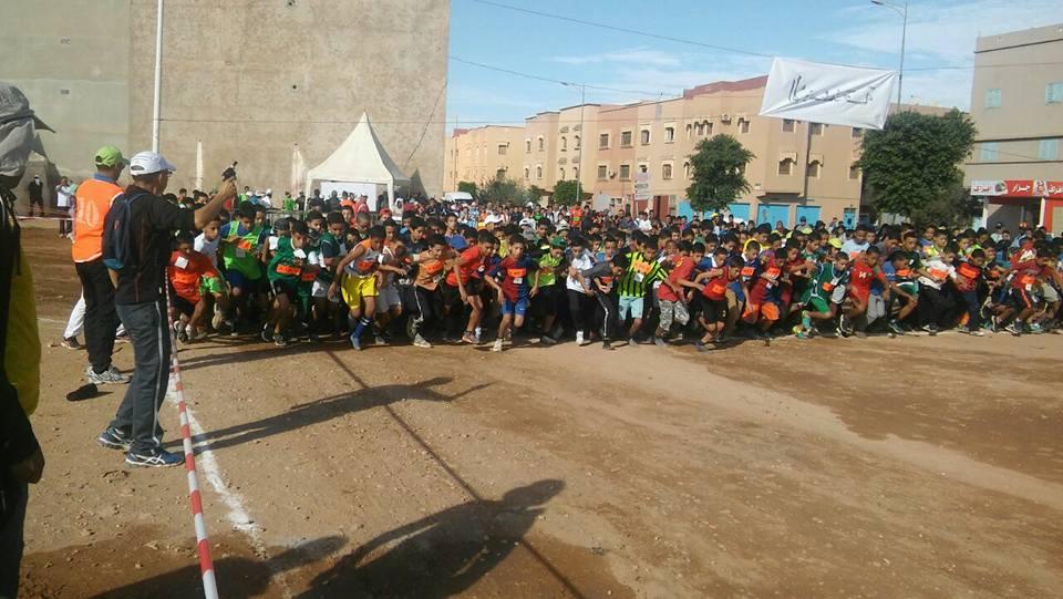 البطولة الاقليمية المدرسية للعدو الريفي في دورتها 53 بمديرية تيزنيت