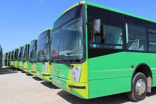 مطالب بتحسين خدمات حافلات النقل العمومي بتيزنيت وإفني