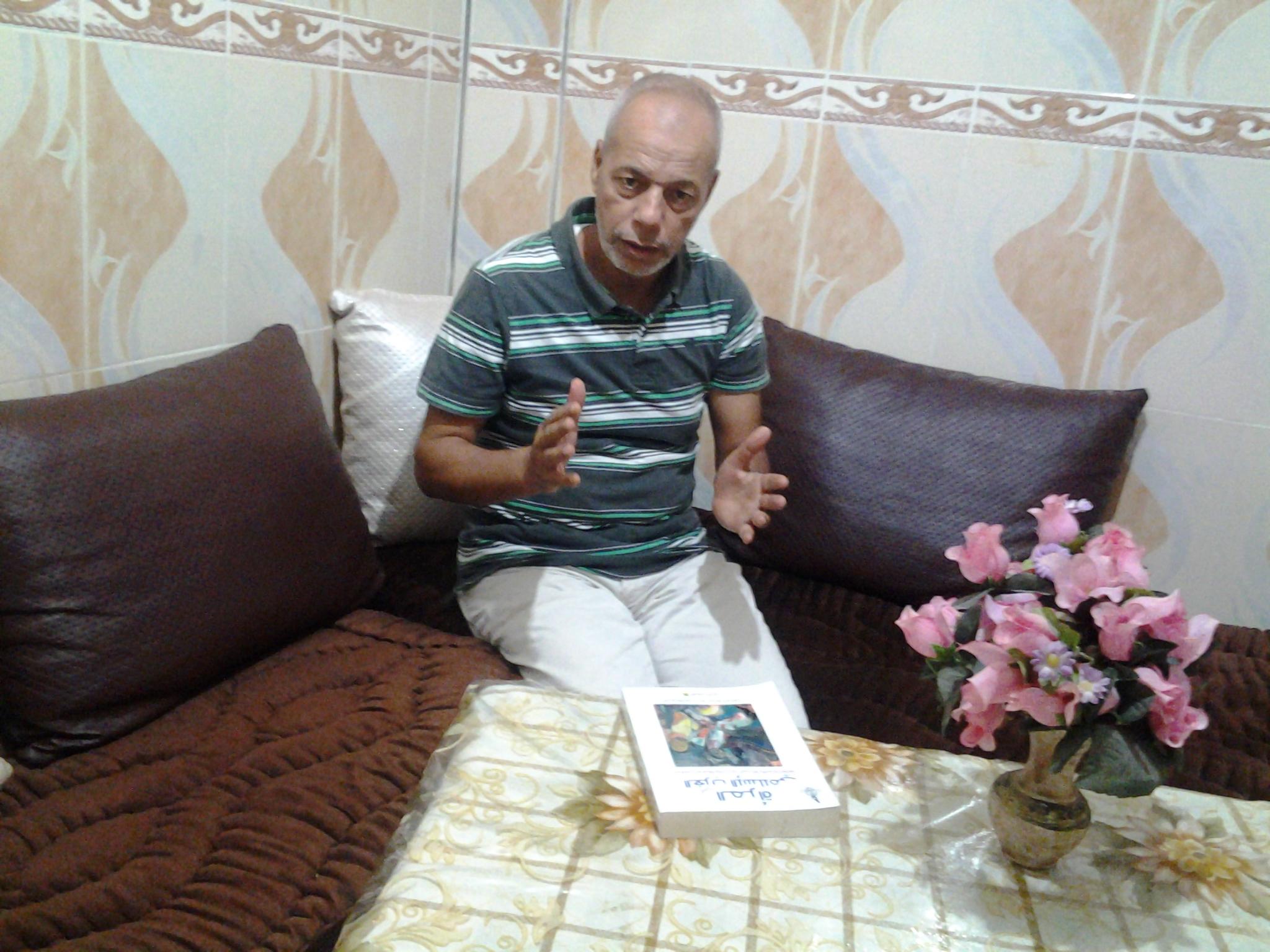 """مدير دار الطالب بونعمان """"عبد الفتاح هدارين"""" في حـوار لـتيزنيت24 حول حصوله على احدى الشواهد خارج أرض الوطن"""