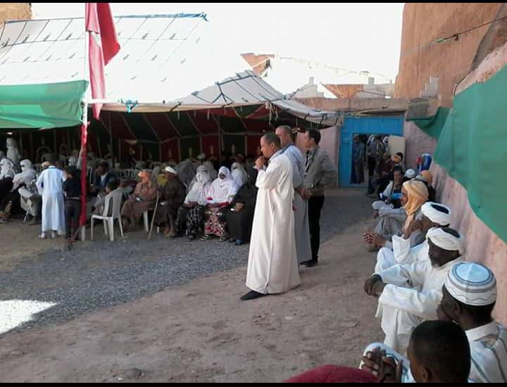 تيزنيت : حملة طبية تشمل 843 شخص بدار إيليغ جماعة سيدي حماد أموسى