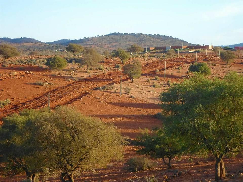 مشروع طرقي يفك العزلة عن دواوير بجماعة سيدي بوعبداللي