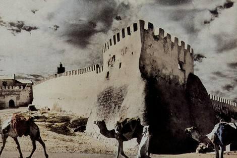 """أكادير : مساهمة أمريكية لترميم القصبة التاريخية """" أوفلا"""""""