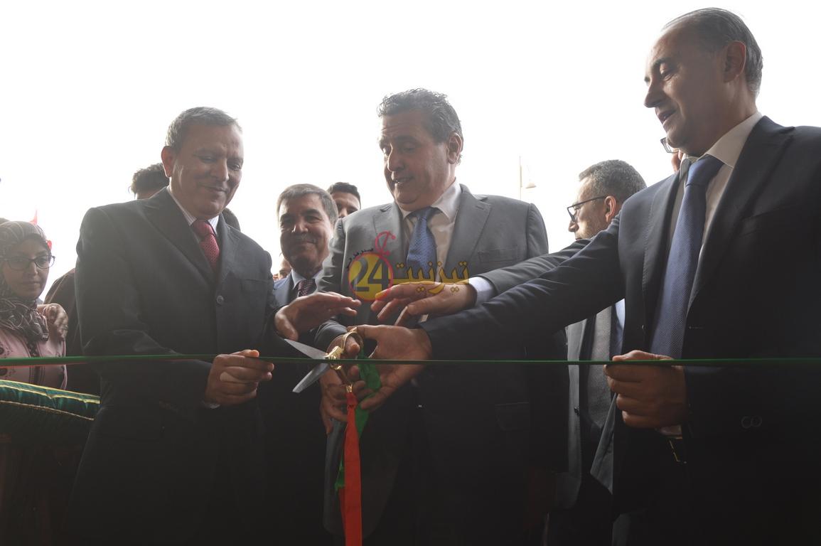 ربورطاج مصور لافتتاح فعاليات النسخة الثانية للمهرجان الوطني للمراعي