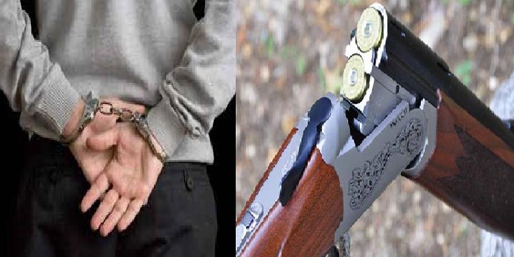 ضبط ثلاثة أشخاص في حالة صيد غير قانوني بنواحي تيغمي اقليم تيزنيت