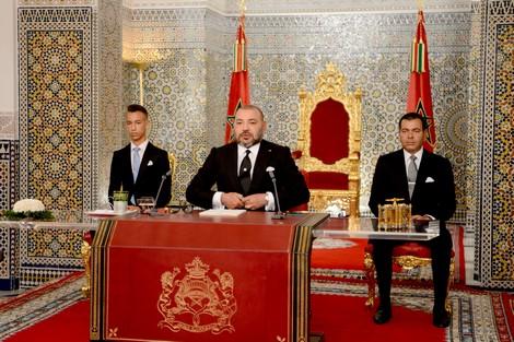 الملك محمد السادس: المغرب لن يقف مكتوف الأيدي في انتظار حل لنزاع الصحراء