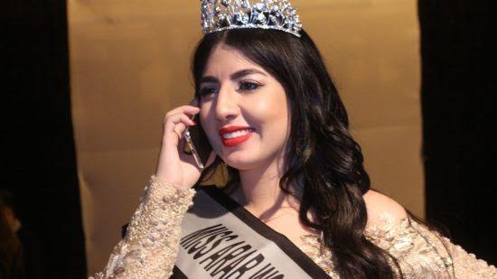 متسابقة من تافراوت تحصد لقب ملكة جمال المغرب