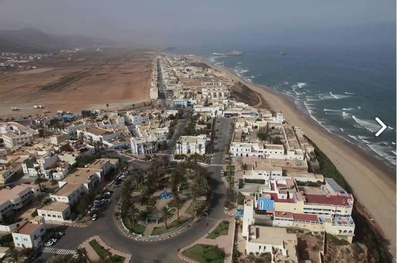 هزة أرضية تضرب سيدي إفني  والمناطق المجاورة لأيت بعمران