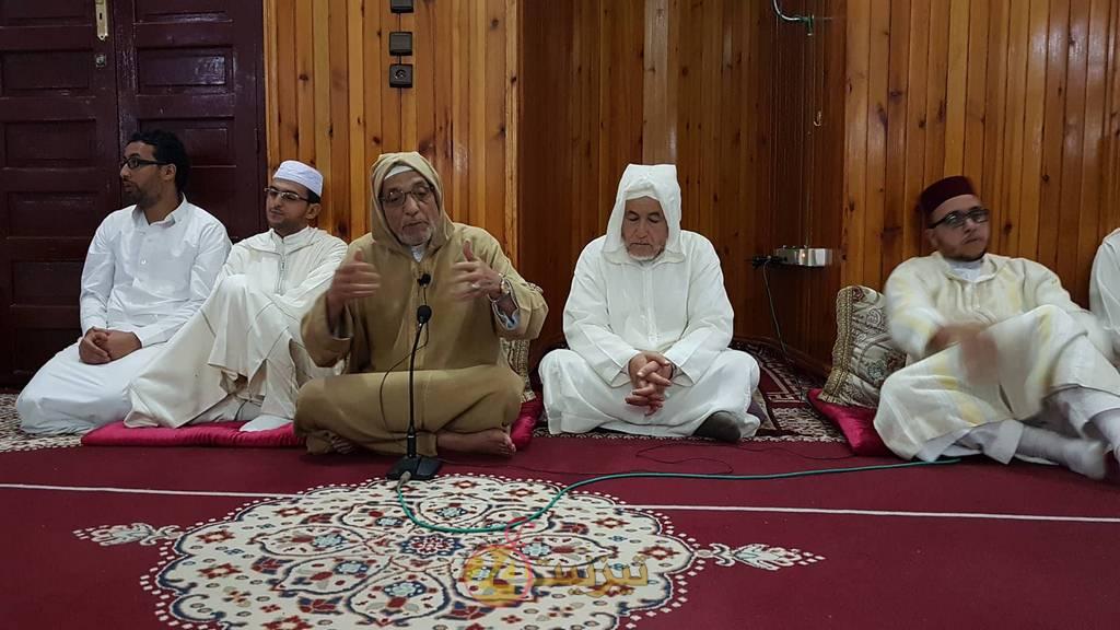 """أمداح نبوية و دروس حول سيرة الرسول """"ص"""" في حفل خاص بمسجد القدس"""