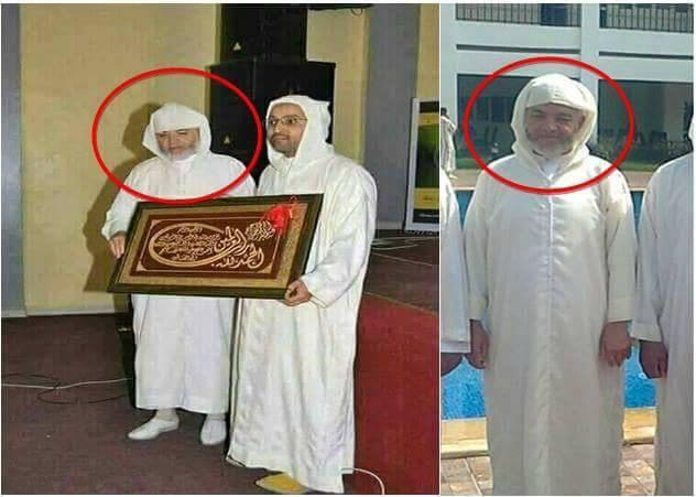 وفاة العالم العلامة محمد بن علي بن الحبيب الرسموكي السوسي