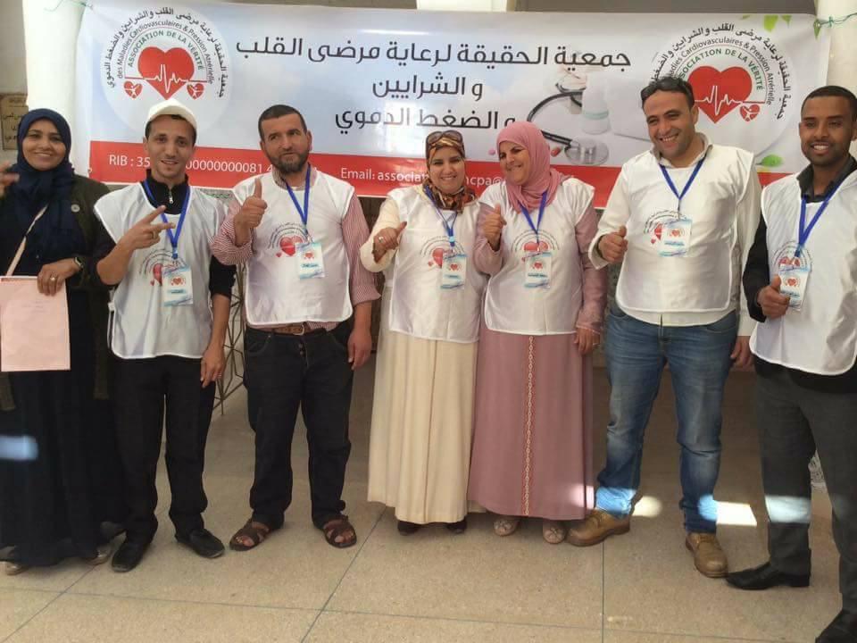 حملة طبية لفائدة طلبة مدرسة سيدي وكاك العتيقية بأكلو