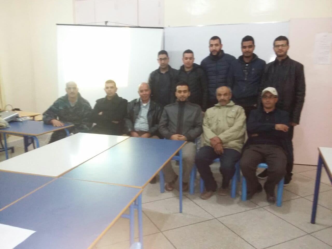 انتخاب حسن فرح رئيسا لجمعية حي اليغ للتنمية