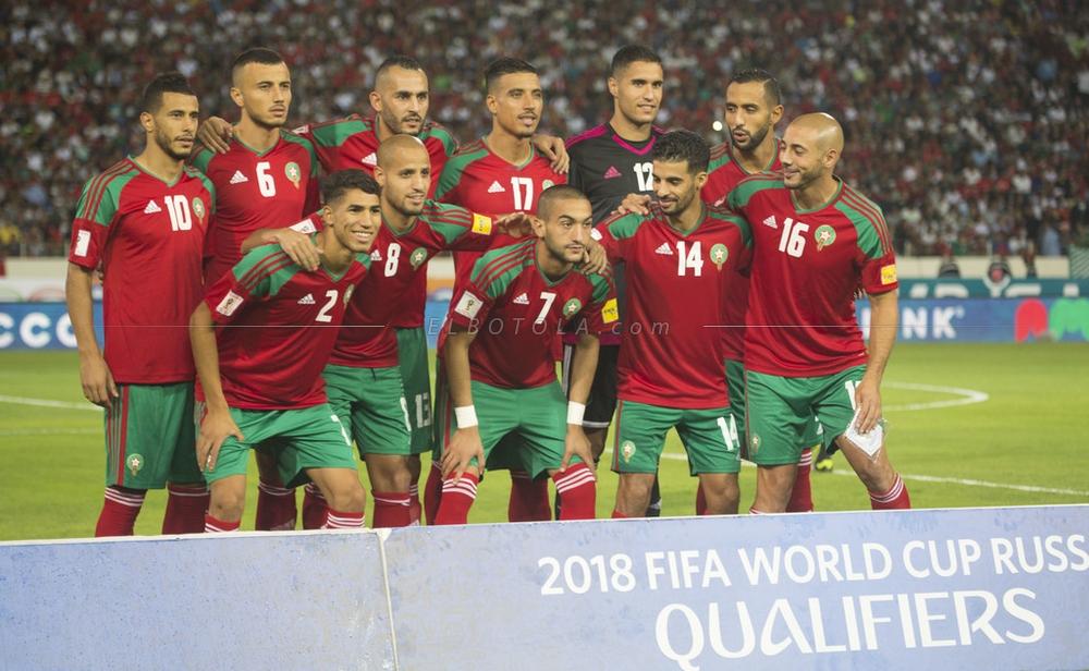 """قرعة كأس العالم تضع """"الأسود"""" في مواجهات قويّة ضد كل من إسبانيا والبرتغال وإيران"""