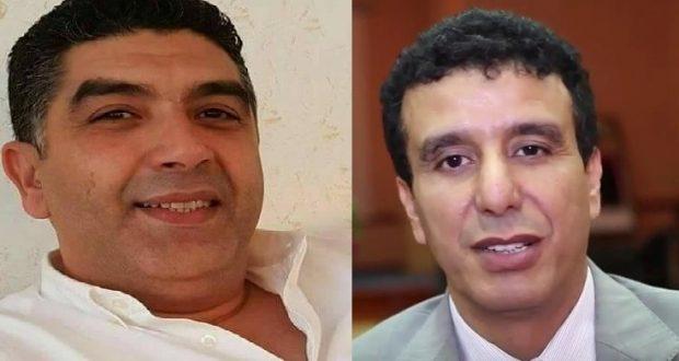 بلفقيه ومشارك مرشحين للفوز بمقعد سيدي إفني