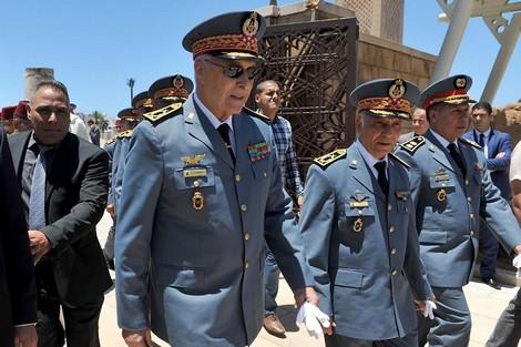الملك محمد السادس يعين قائدا للدرك عوض الجنرال حسني بنسليمان