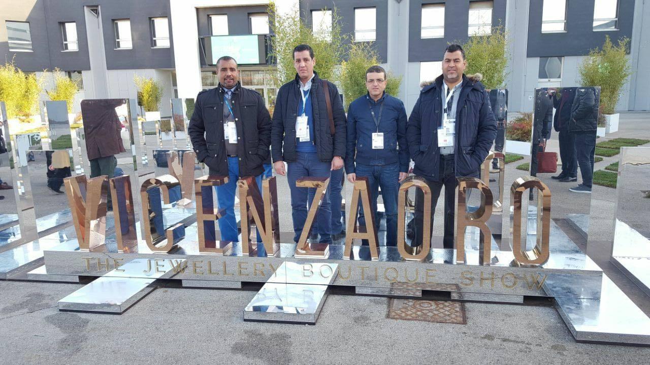 جمعية تيميزار تحضر في فعاليات المعرض الدولي الايطالي