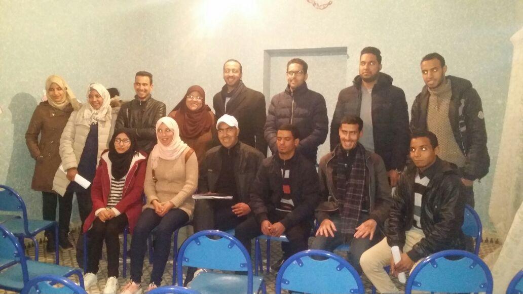 تيزنيت : تأسيس جمعية ملتقى شباب الغد للتنمية