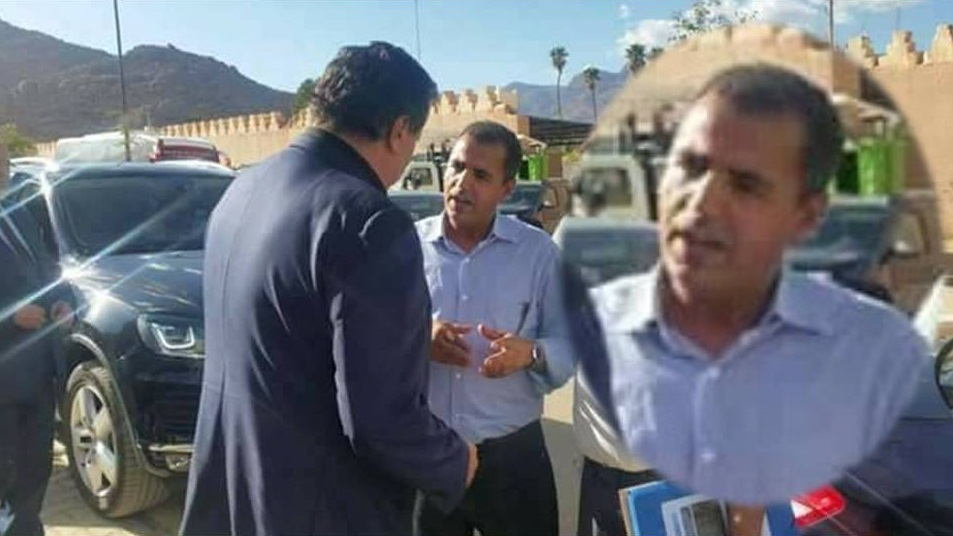 رئيس جماعة أنزي يقدم استقالته من منصبه لأسباب خاصة