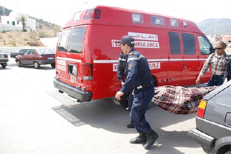 مصرع شخصين في حادثتي سير بين أكادير وتزنيت