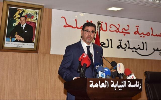 عبد النباوي يضع حدا لاعتقال السائقين بسبب الغرامات المالية