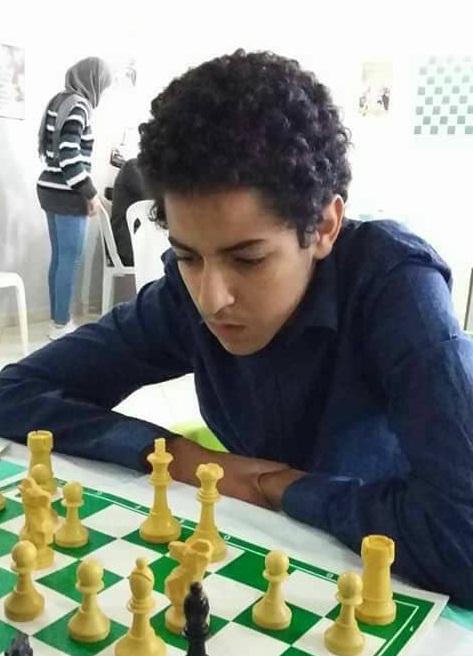 تتويج التلميذ محمد الرامي من الثانوية التأهيلية الوحدة بطلا للمغرب في الشطرنج المدرسي